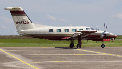 N448CA - Piper PA-42-1000 Cheyenne 400LS - Private