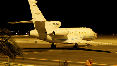 9H-SVA - Dassault Falcon 900B - Luxwing
