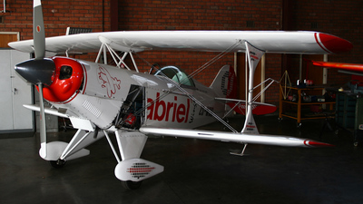 ZS-WBG - Pitts S-2S Special - Private