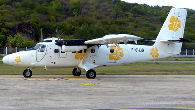 F-OHJG - De Havilland Canada DHC-6-300 Twin Otter - Air Antilles Express