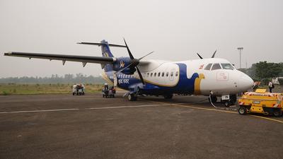 9N-AIN - ATR 42-320 - Buddha Air