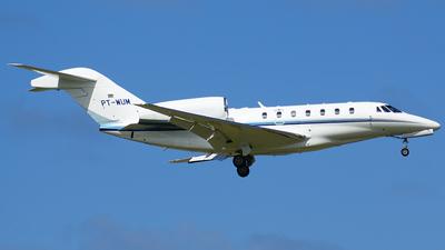 A picture of PTWUM - Cessna 750 Citation X - [7500092] - © Juan Carlos Aponte