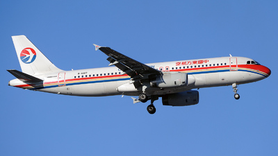 B-6617 - Airbus A320-232 - China Eastern Airlines