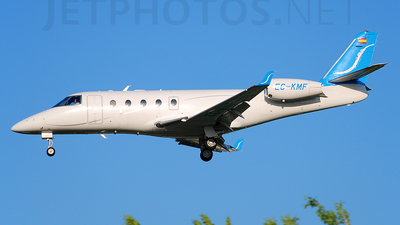 EC-KMF - Gulfstream G150 - Executive Airlines