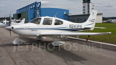 A picture of N241PK - Cirrus SR22 - [0102] - © Marc Ulm