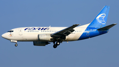 UR-GAS - Boeing 737-528 - Adria Airways
