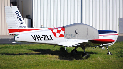A picture of VHZLI - Cessna 172S Skyhawk - [172S12372] - © Adam Jurina