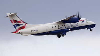 OY-NCK - Dornier Do-328-100 - British Airways (Sun-Air)
