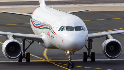 F-OMRB - Airbus A320-214 - Middle East Airlines (MEA)