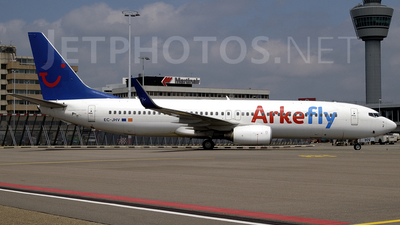 EC-JHV - Boeing 737-8FH - ArkeFly (Futura International Airways)