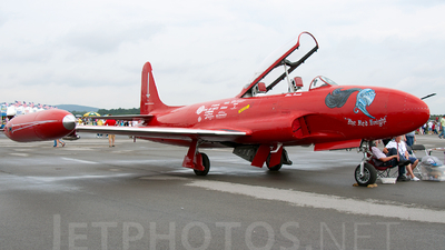 N133CR - Canadair CT-133 Silver Star III - Private