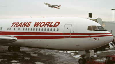 N610TW - Boeing 767-231(ER) - Trans World Airlines (TWA)