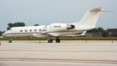 N999NB - Gulfstream G-IV(SP) - Private