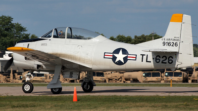 N9624C - North American T-28A Trojan - Private