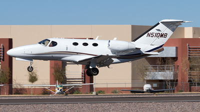 N510MB - Cessna 510 Citation Mustang - Private