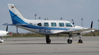 D-IESE - Piper PA-31-310 Navajo C - Private