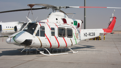 HZ-RC08 - Bell 412HP - Unknown