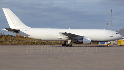 D-AEAF - Airbus A300B4-622R(F) - European Air Transport