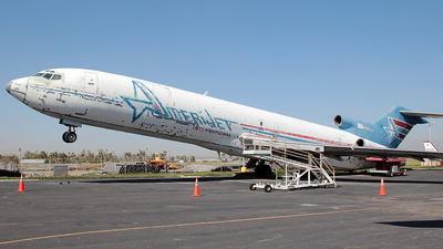 N196AJ - Boeing 727-227(Adv)(F) - Amerijet International