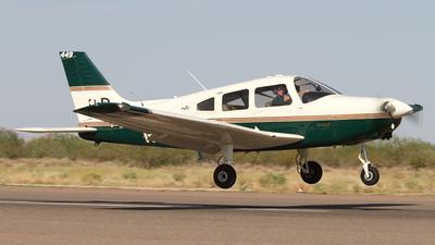 A picture of N449ND - Piper PA28161 - [2842250] - © Felipe García