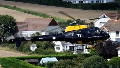 ZJ277 - Aérospatiale Squirrel HT.1 - United Kingdom - Royal Air Force (RAF)