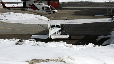 LN-AED - Cessna 172N Skyhawk II - Sola Flyklubb