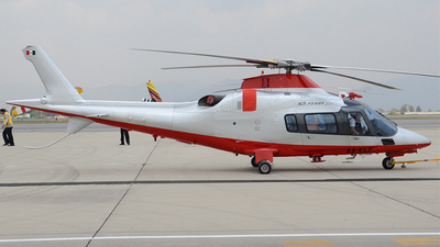 XA-ELF - Agusta A109 Power Elite - Private
