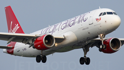 EI-DEO - Airbus A320-214 - Virgin Atlantic Airways (Aer Lingus)