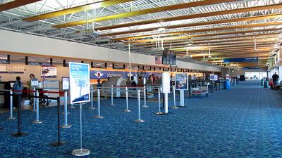 KISP - Airport - Terminal