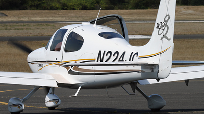 A picture of N224JC - Cirrus SR22 - [0914] - © Jeroen Stroes