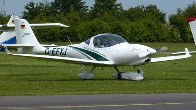 D-EFXJ - Aquila A210 - RWL - German Flight Academy
