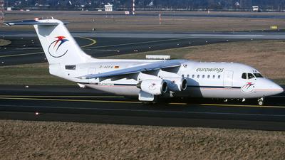 D-ACFA - British Aerospace BAe 146-200 - Eurowings
