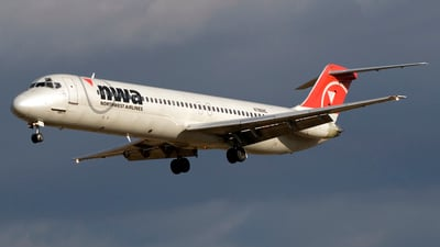 N786NC - McDonnell Douglas DC-9-51 - Northwest Airlines