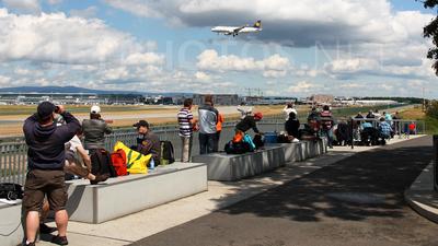 EDDF - Airport - Spotting Location