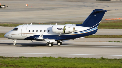 N100LR - Canadair CL-600-1A11 Challenger 600 - Private