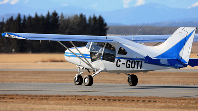 C-GOTI - Maule MXT-7-180A - Private