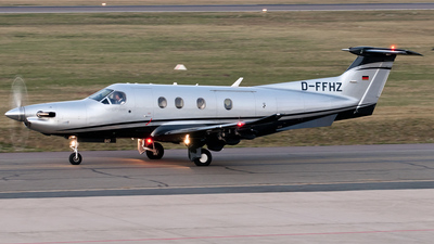 D-FFHZ - Pilatus PC-12/47 - Private