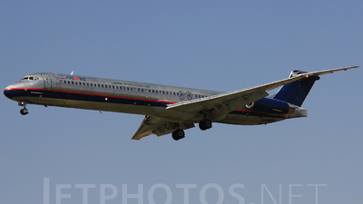 UR-CDM - McDonnell Douglas MD-82 - Khors Aircompany