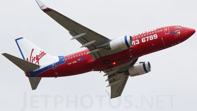 VH-VBL - Boeing 737-7Q8 - Virgin Blue Airlines