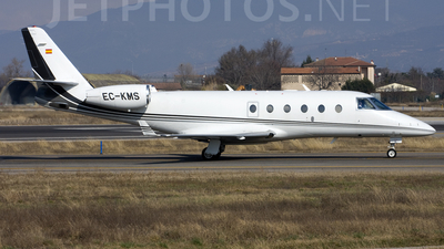 EC-KMS - Gulfstream G150 - TAG Aviation España