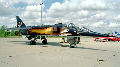 E37 - Sepecat Jaguar E - France - Air Force
