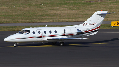 CS-DMP - Raytheon Hawker 400XP - NetJets Europe