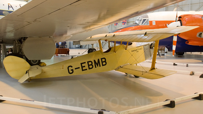 G-EBMB - Hawker Cygnet 1 - Private