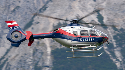 OE-BXY - Eurocopter EC 135P2 - Austria - Ministry of Interior
