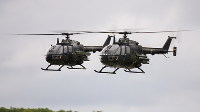86-63 - MBB Bo105P1 - Germany - Army
