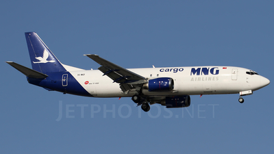 TC-MCF - Boeing 737-4K5(SF) - MNG Airlines