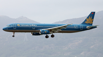 VN-A325 - Airbus A321-231 - Vietnam Airlines