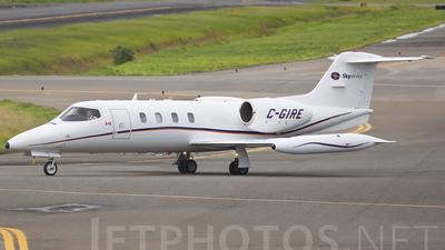 C-GIRE - Bombardier Learjet 35 - Skyservice Business Aviation