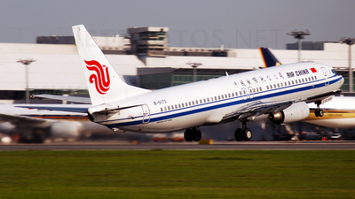 B-5173 - Boeing 737-8Q8 - Air China