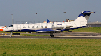 N474M - Gulfstream G450 - Private